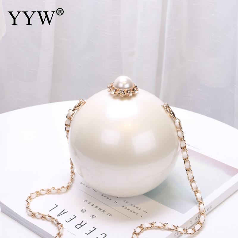 de embreagem luxo pérola decoração nupcial bolsa