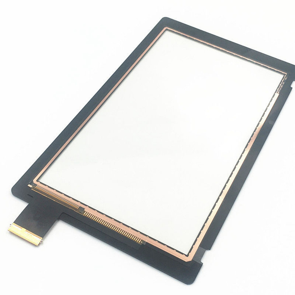 MASiKEN Display Lcd Touch Screen for Nintendo Switch NS NX Console Outer Glass Replacement Panel Repair Part Game Accessories