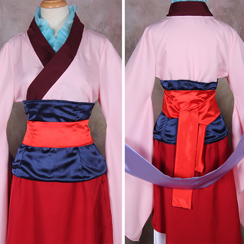 Hottest chinese anime Costumes Hua Mulan Dress Princess Mulan Cosplay Costume Halloween party mulan Costume for women-in Movie u0026 TV costumes from Novelty ... & Hottest chinese anime Costumes Hua Mulan Dress Princess Mulan ...