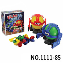 Novel Funny Family Party Fun Game Balloon Battle The Last Bot Wins-bots Box Until Pops!