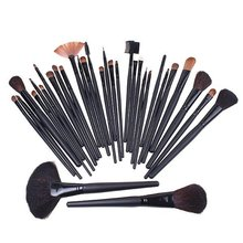 2014 New Pinceis Maquiagem Kit De Pinceis De Maquiagen 32 Pcs Beauty Makeup Brush Set Style Tools of High Quality free Shipping