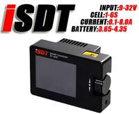 ISDT SC 608 MINI Smart Balance Charger 150W 8A 1 6S Outfield Lipo Charger Outdoor Charger