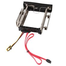 3.5″ SATA HDD-Rom Hard Drive Disk Aulminum Mobile Rack