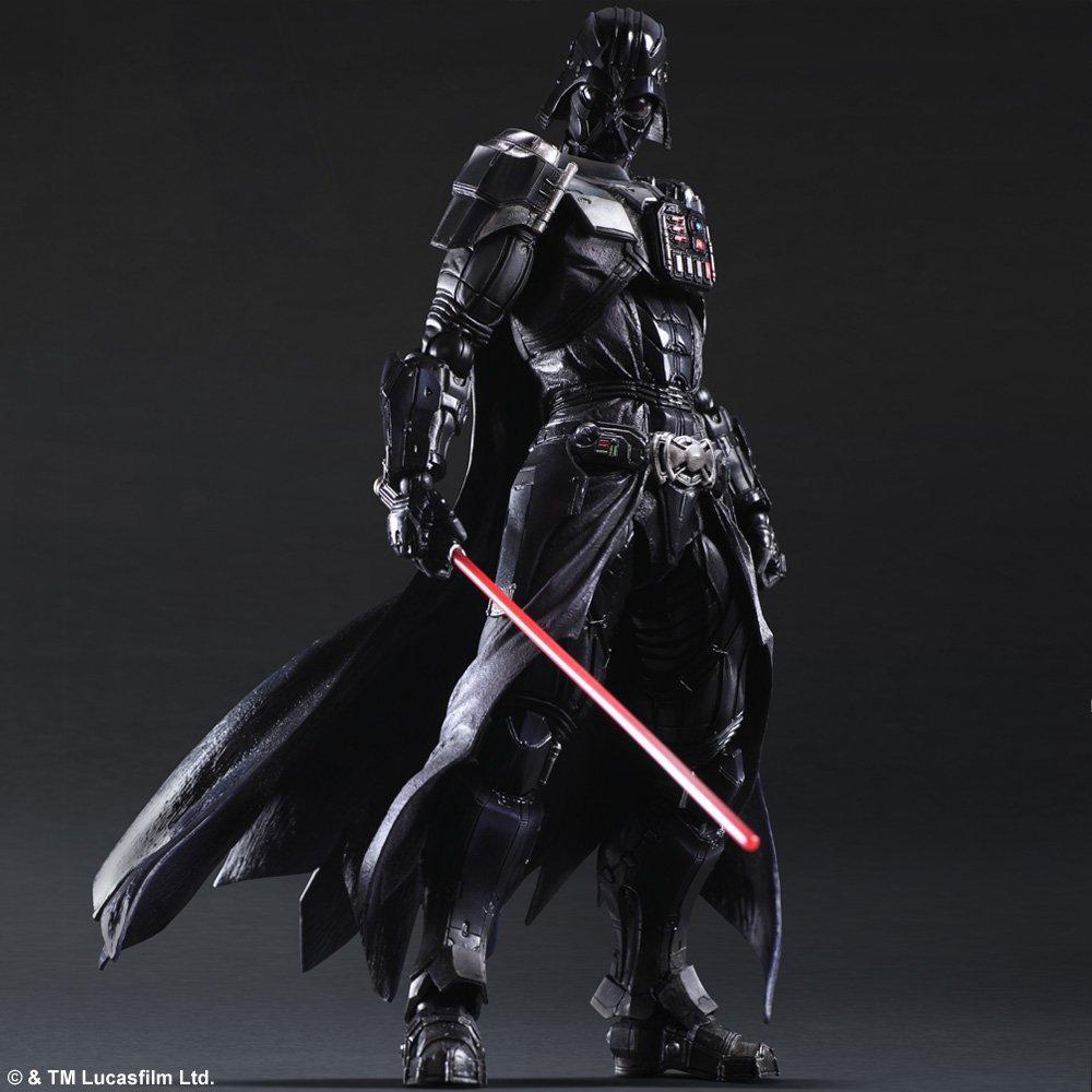 Play Arts 26cm Star War Darth Vader Action Figure Model Toys