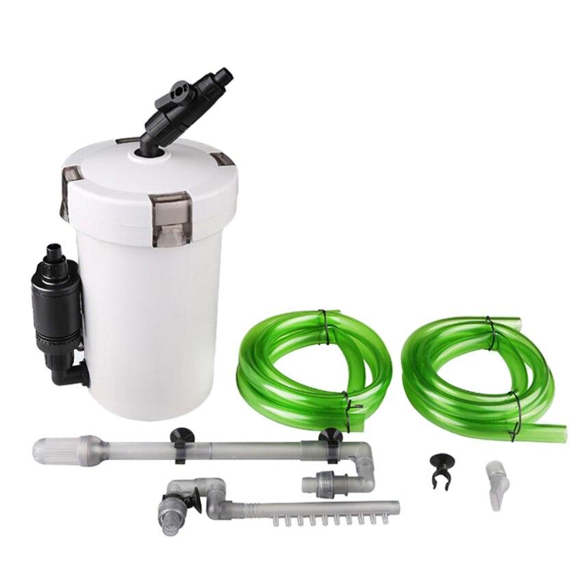 sunsun aquarium filter ultra-quiet external aquarium filter bucket 110V-220V / 6W / HW-602 / HW-603 / HW-602B / HW-603B