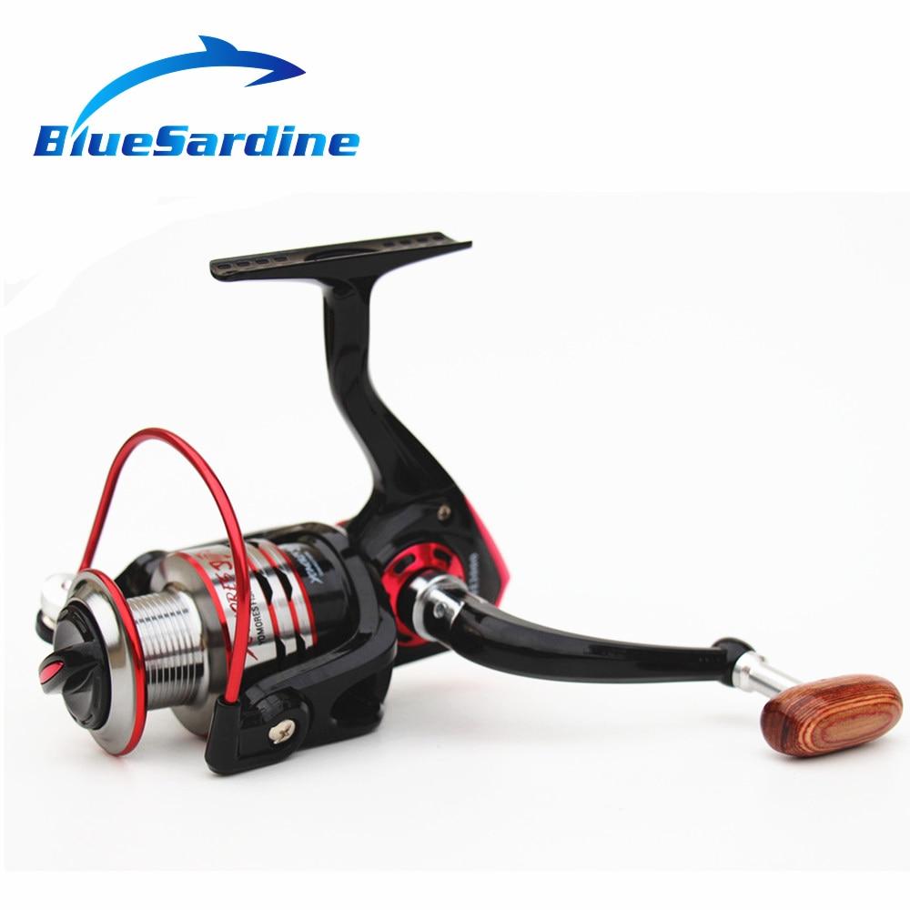 11BB 5.1: 1 Spinning Fiskehjul Fiskehantering Carp Fishing Metal - Fiske