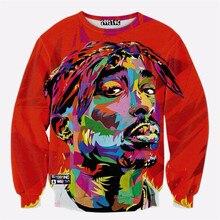 Kostenloser versand new fashion mens/frauen 3D sweatshirt druck NWA COMPTON crewneck beiläufiges pullover hoodies für männer/frauen