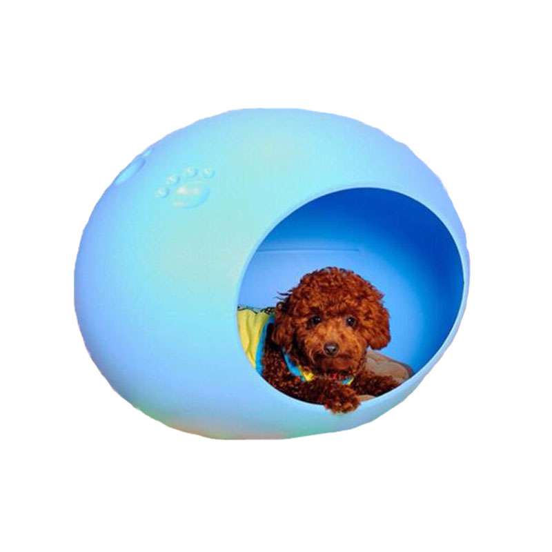 SUFEILE Ovális tojás Kutyafészek Kölyök macskaágy Pet Tent - Pet termékek