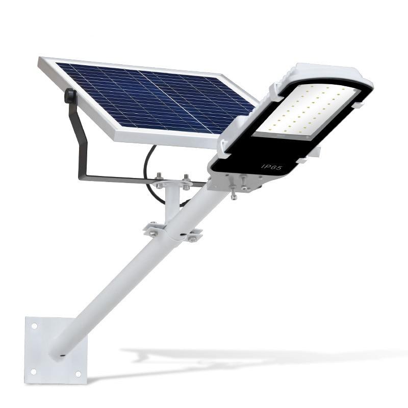 Super Bright 14W LED Street Light 12v Solar Panel Powered