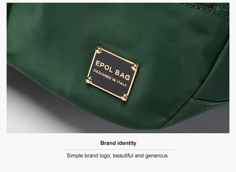 oxford bolsa de ombro senhoras bolsa feminina