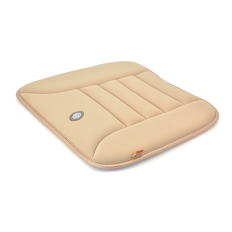 Best quality car seat cushion Space memory cotton car seat cover 54 47 3 cm Four seasons use Breathable non slip free shipping in Automobiles Seat Covers from Automobiles Motorcycles