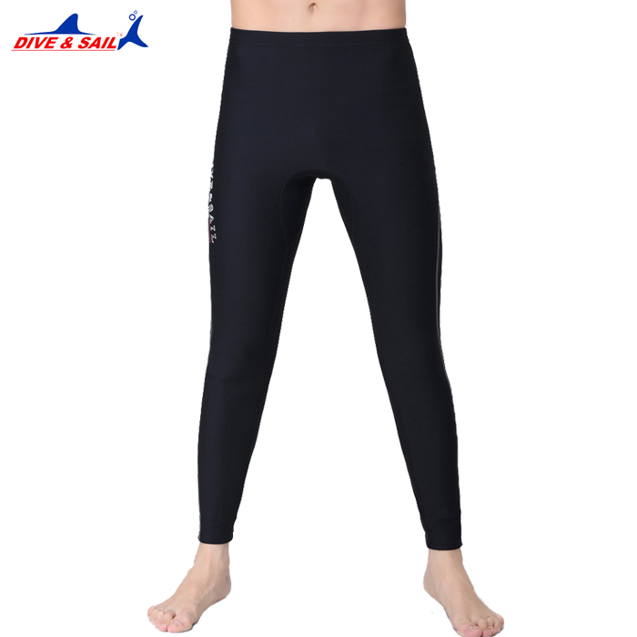 1.5MM Neoprene Diving Ankle-length Pants For Men Or Women Snorkeling Capri-pant Swimming Rowing Sailing Surfing Warm