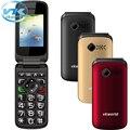 Original VKworld Z2 2.4 inch TFT Elders Mobile Phone Cell Phone Keyboard Celular Bluetooth Support Dual SIM Card  Phone