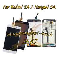 5 0 New For Xiaomi Redmi 5A Hongmi 5A Red Rise 5A Full LCD DIsplay Touch
