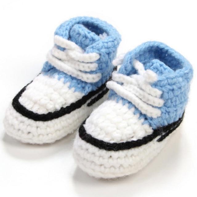 Häkeln Schuhe Für Baby Unisex Handgemachte Gestrickte Kind Schuhe