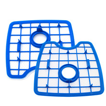 3pcs Free Shipping Vacuum Cleaner HEPA Filter Replacement filter screen for Philips Robot FC8820 FC8810 FC8066
