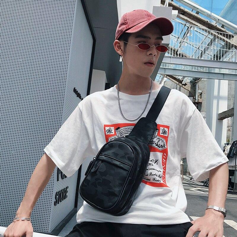 Tidog Fashionable new satchel trendy chest bagTidog Fashionable new satchel trendy chest bag