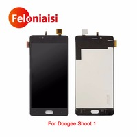 5 5 For Doogee Shoot 1 Full Lcd Display With Touch Screen Digitizer Panel Assembly Complete