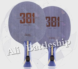 2019 NEW Original DHS 301 Arylate CARBON Table Tennis Blade/ ping pong Blade