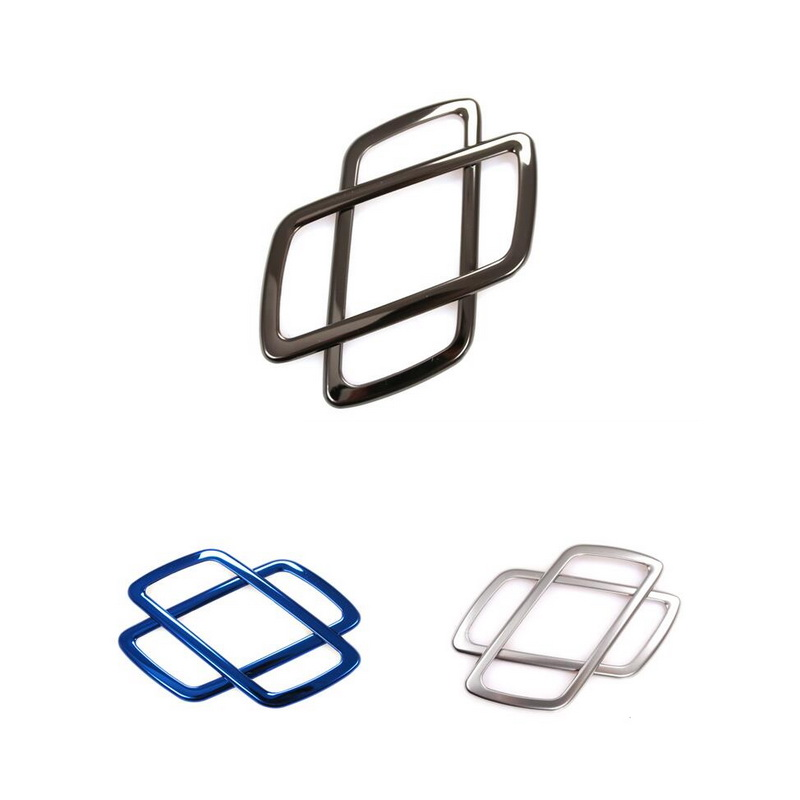 Tonlinker Cover Case Stickers for Chevrolet Equinox 2017 Car Styling 4 PCS stainless steel door handle packet cover sticker