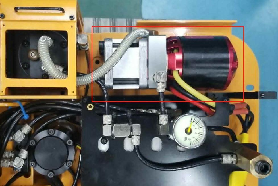 1/14 RC Metal Hydraulic Excavator 946