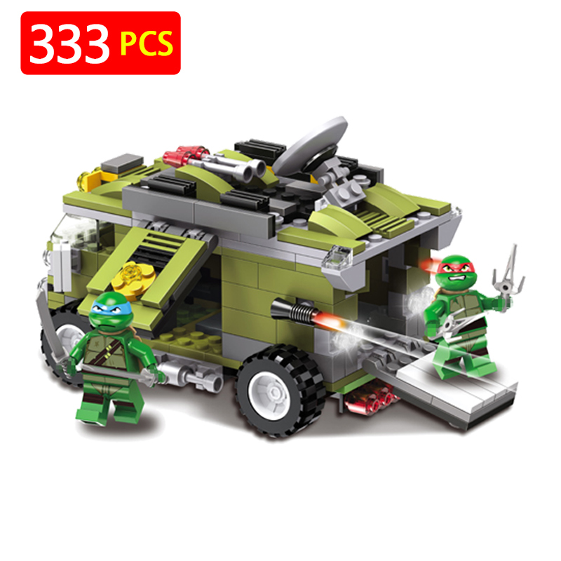 New Technic LegoINGLYS Ninjagoed Turtles Building Blocks Mini Action Figures Teenage Mutant Plastic Bricks Toys For Children платье madmilk цвет коричневый