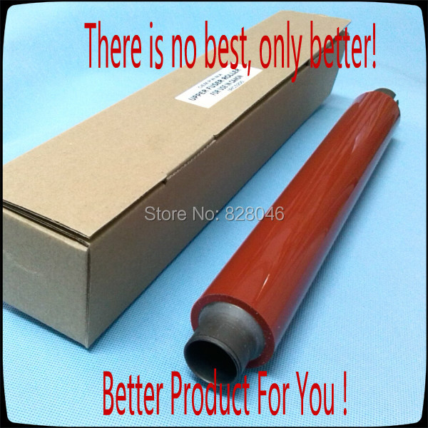 Compatible Konica C250 C252 Upper Fuser Roller,Heater Roller For Konica Minolta Bizhub C250 C252 Copier,For Konica Copier Parts free shipping opc drum chip for konica minolta color copier parts bizhub c250 c252 c m k y bizhub c250 c350 copier parts
