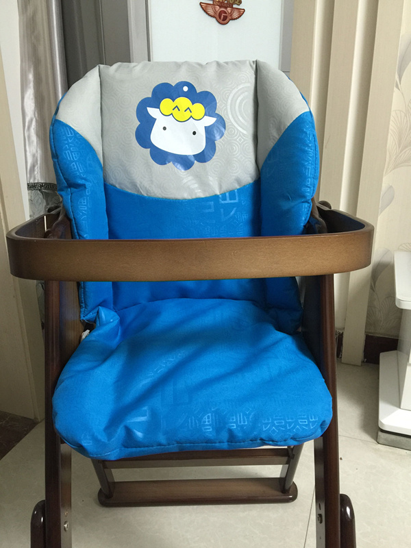 Baby Trolley Mat Baby Stroller Cushion Child Cart Seat Cushion Cotton Thick Pushchair Mat Puset Minderi Baby Dining Chair Mat