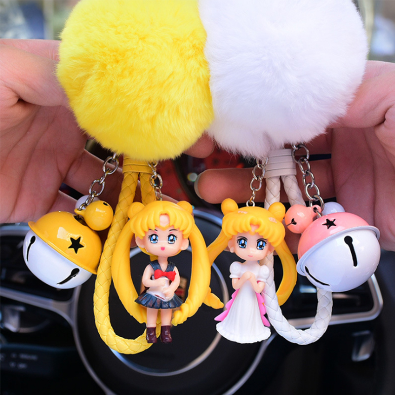 Japan Sailor Moon Magic Girl Accessories With Bell