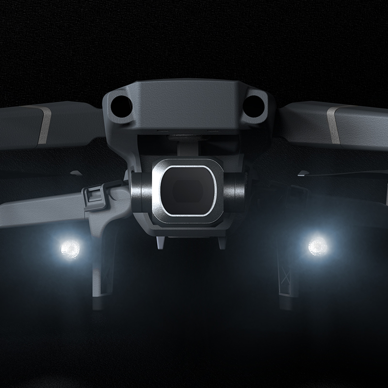 ebd51f0df5f PGYTECH Mavic 2 Landing Gear with LED Headlamp Set for DJI Mavic 2 Pro/Zoom  Extended Extension Legs Holder Skeletons Accessories-in Drone Accessories  Kits ...