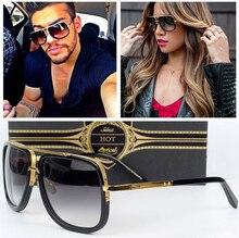 High-Quality Luxury Gradient Lens Sunglasses Men Women Brand Designer Sun Glasses For Men Women Oculos De Sol Feminino Masculino