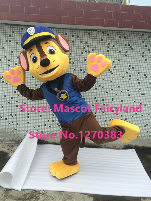 2016 Real pictures   New Arrival Adult Minions Dog Mascot Costume Fancy Dress Suit Cartoon Mascot  free shipping