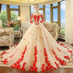 Luxury Ivory Pregnancy Maternity Wedding Dresses Flower Court Great Gatsby Gown Gorgeous Robe De Mariee Femme Enceinte Clothes