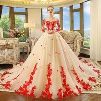 Luxury Ivory Pregnancy Maternity Wedding Dresses Flower Court Great Gatsby Gown Gorgeous Robe De Mariee Femme Enceinte Clothes