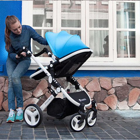 Practical Economical Travel System Stroller,Pushchair Suit Baby 0-3Years Old Boys/Girls,Compliance with Relevant Safety Standard