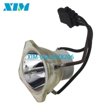 Haute Qualité VLT-XD206LP/499B045O80 Remplacement Projecteur nu Lampe pour MITSUBISHI SD206U/XD206U-XIM 180 Jours Garantie