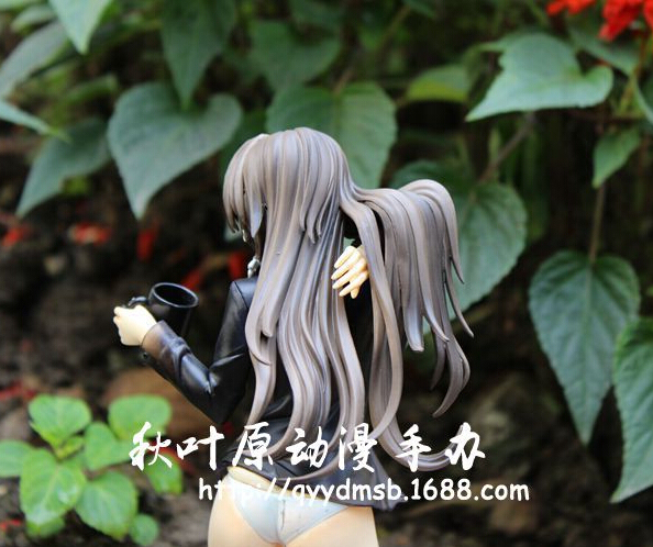 20cm Muv-Luv Alternative Total Eclipse – Yui Takamura Action Figures PVC brinquedos Collection Figures toys for christmas gift