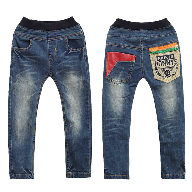 2018 winter children's clothes boys jeans casual slim thicken fleece denim baby boy jeans for boys big kids jean long trousers new brand kids jeans boys casual winter thicken long jeans pants baby boy jeans cotton warm denim trousers boys fashion clothes