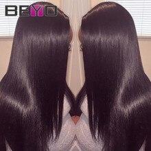 Fashion Straight Brazilian Hair 8inch-30inch In Stock Beyo Hair Products Brazilian Virgin Wet Soft Silky And Wavy Human Hair(China (Mainland))