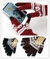 Волшебные Руки Теплые Вязать Сенсорный Экран Емкостный взрослых мужская полиэстер Перчатки для спорта iPhone 4S 5 iPod Оптовая продажа Фабрики В Продаже