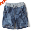 The New Children's Summer Children's Brand Jeans Denim Shorts 2016 Hot Fashion Casual Boy Shorts