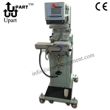 semi automatic 2-color ink cup pad printer цены