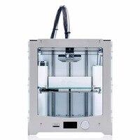 Blurolls impressora 3d novo diy um2 + ultimaker 2 impressora 3d cópia diy kit completo/conjunto (não montar) ultimaker2 + impressora 3d