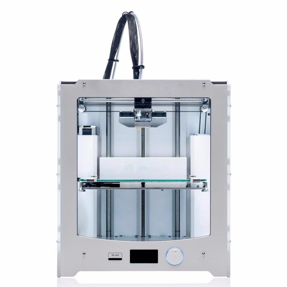 Imprimante 3d Blurolls nouveau bricolage UM2 + Ultimaker 2 + imprimante 3D bricolage kit complet/ensemble (non assembler) imprimante Ultimaker2 + 3D