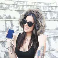 Women Genuine Fur Raccoon Fur Earmuff Music Headphones Men Audio Headset Winter Russia Outdoor Warm Fur Scarf Neck Ear Warmer