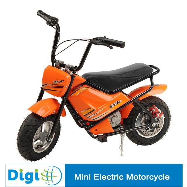 250W Mini Electric Motorcycle