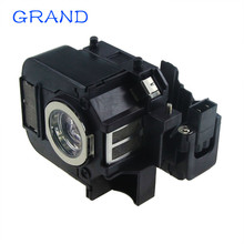 купить EB-824 EB-824H EB-825 EB-826W EB-826WH EB-84 EB-84e EB-84he EB-85 H294B for Epson ELPL50 V13H010L50 Projector lamp housing дешево