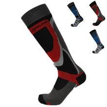 1 пара европейских зимних носков из мериносовой шерсти махровые толстые модные теплые носки для сноубординга женские носки мужские носки