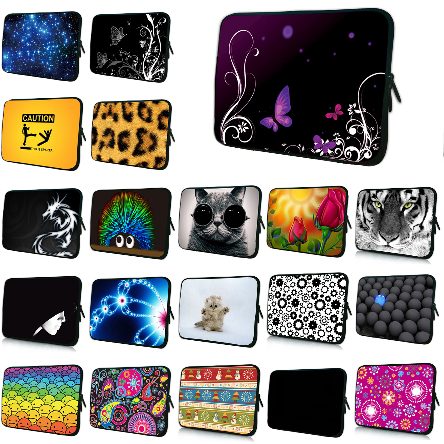Laptop Bag 15.6 15.4 14 13.3 12.9 12.1 11.6 12 9.7 10 7 8 Tablet 10.1 inch Mini PC Netbook Shell Case Bags For Xiaomi Chuwi HP