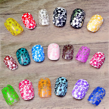 1 Bottle 6ml Born Pretty Stamping Polish Nail Art Varnish 24 Colors Manicure Nail Plate Printing Polish Varnish